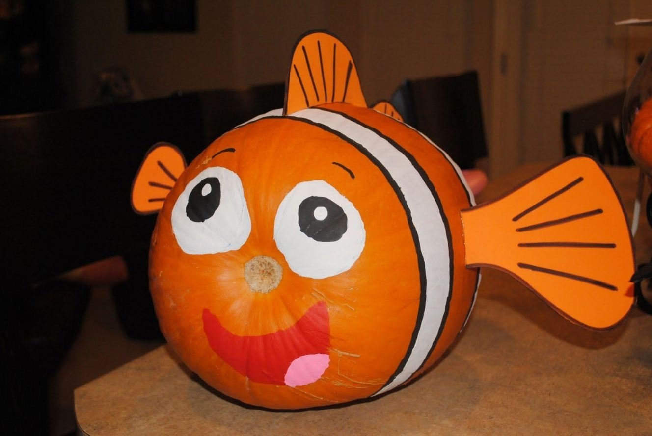 10 Unique Decorating Pumpkin Ideas Without Carving cute pumpkin decorating ideas without carving dtavares 1 2020