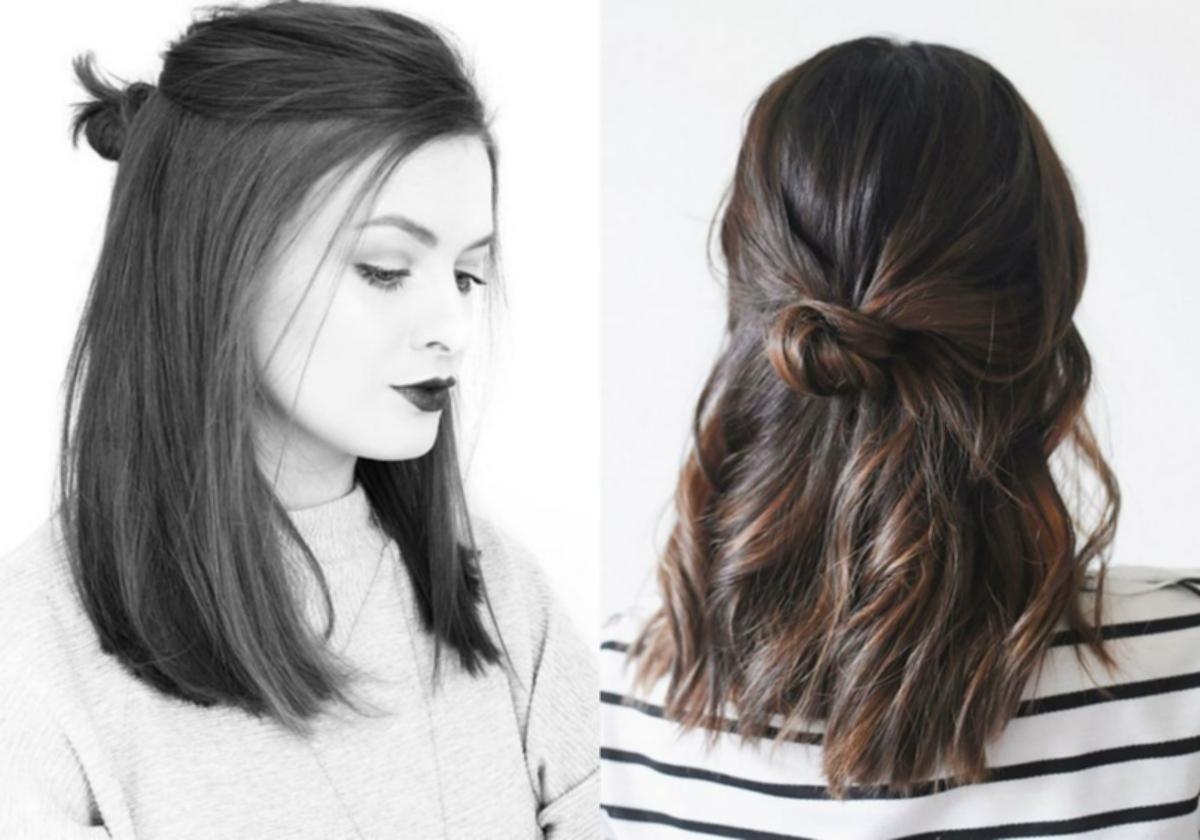 10 Spectacular Hair Ideas For Medium Length Hair cute summer hairstyles for medium length hair new hairstyle ideas 2020
