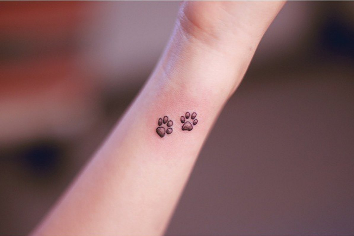 10 Pretty Tattoo Ideas For Girls Small cute tiny wrist tattoos youll want to get immediately glamour 2 2020