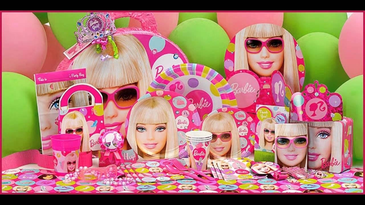 10 Spectacular Toddler Girl Birthday Party Ideas cute toddler girl birthday party themes decorating ideas youtube 2020
