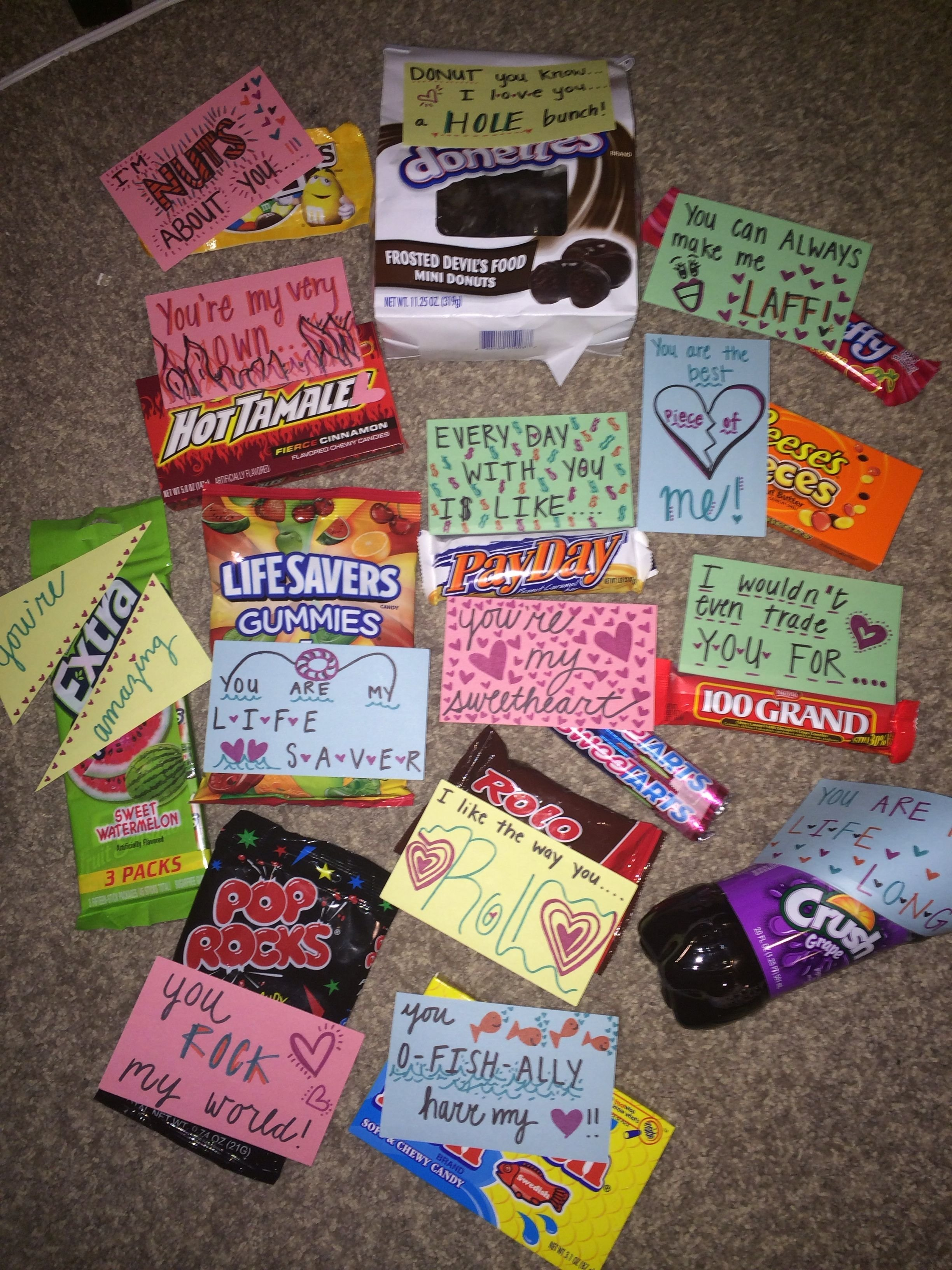 10 Ideal Cute Anniversary Ideas For Him cute treats for valentines day valentines pinterest gift 2020