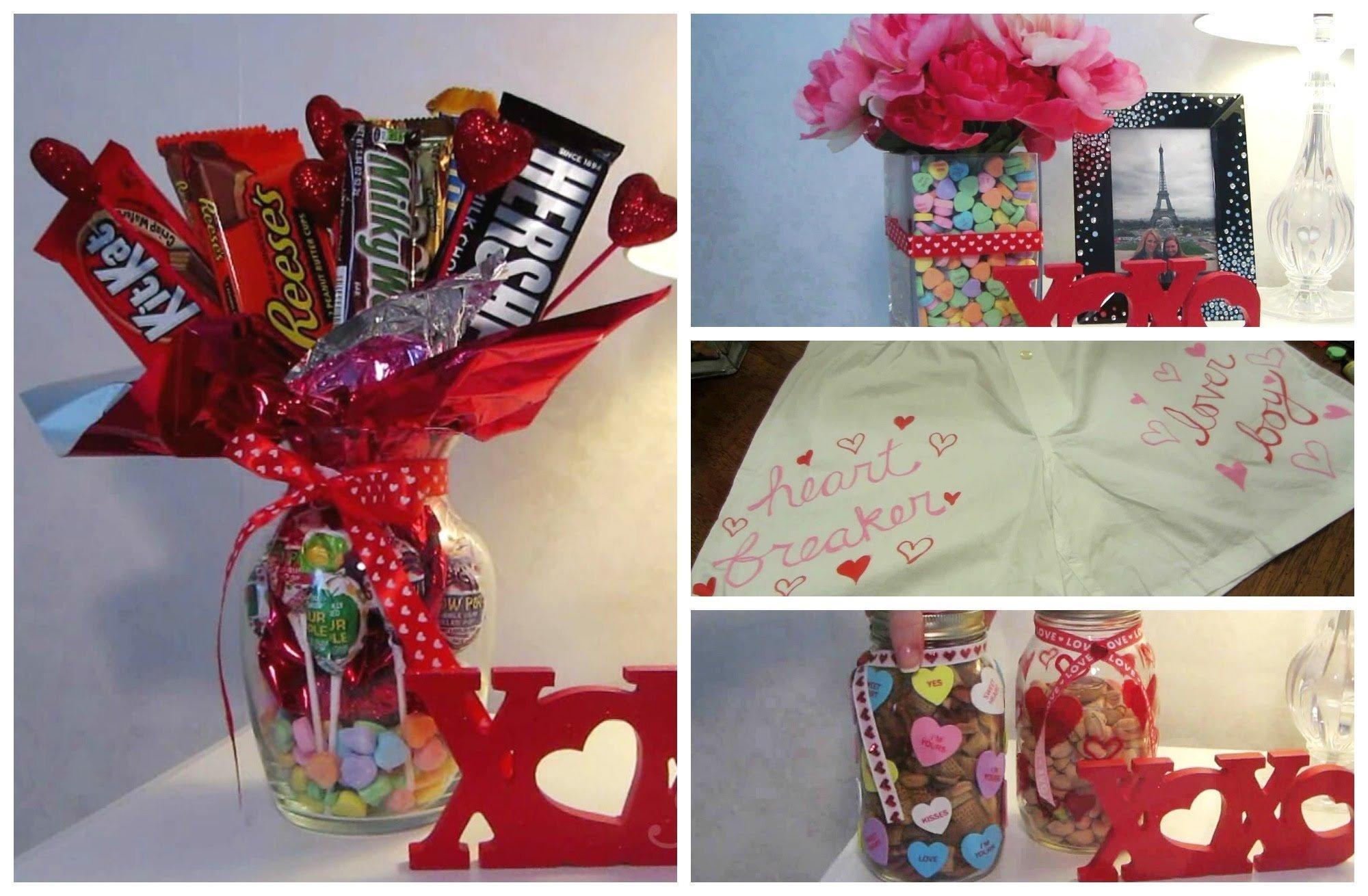 10 Attractive Creative Valentines Day Ideas For Girlfriend cute valentine diy gift ideas youtube 7 2020
