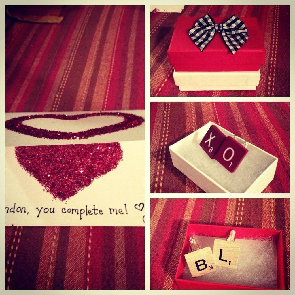 10 Unique Cute Valentines Ideas For Your Boyfriend cute valentines day gift ideas for him
