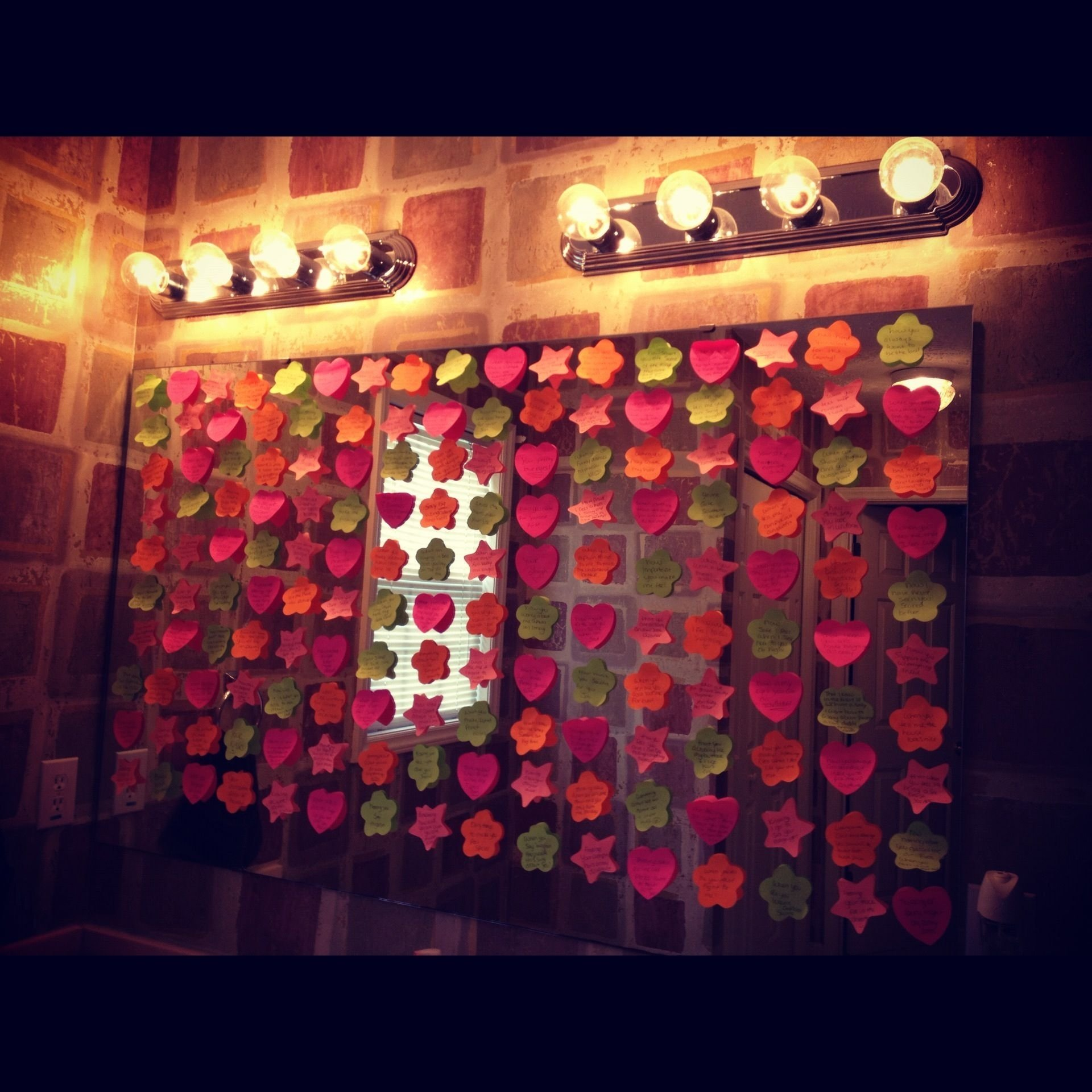 10 Trendy Cute Valentines Day Ideas For Husband cute valentines day ideas 170 post it notes with reasons why i love 1 2020