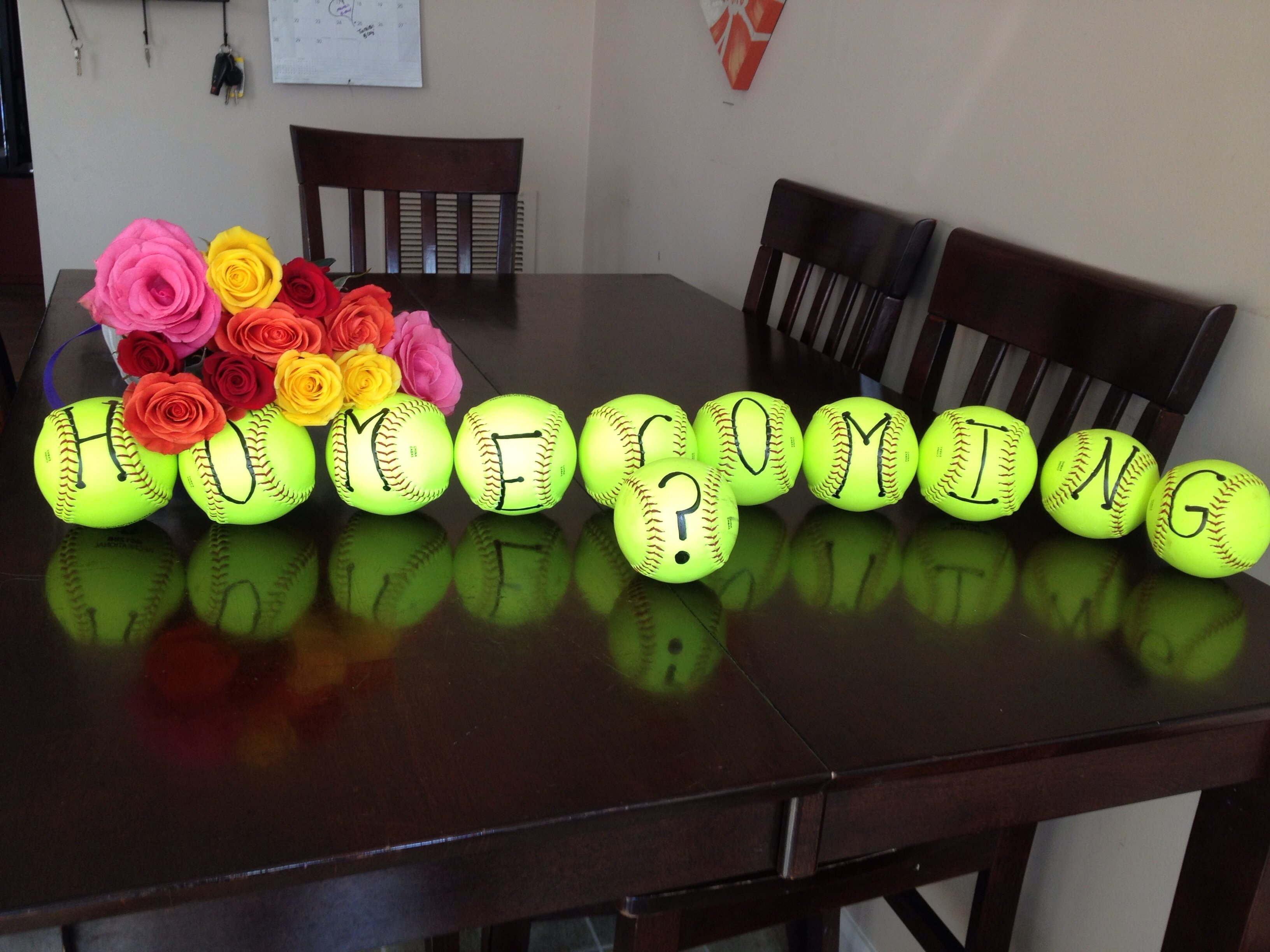 10 Fantastic Good Ideas For Asking A Girl To Prom cute way to ask a girl to homecoming if she plays softball 3 2021
