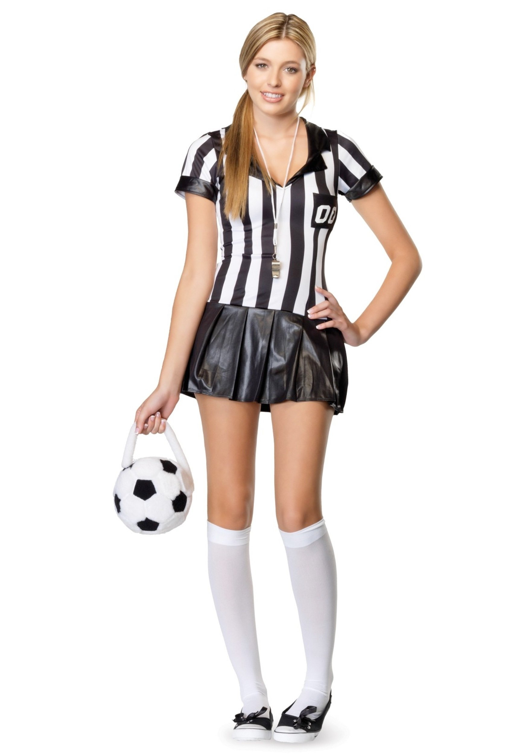 10 Nice Halloween Costume Ideas For Teenage Girls cuteteencostumes home costume ideas sports costumes referee 5  sc 1 st  Unique Ideas 2018 & 10 Nice Halloween Costume Ideas For Teenage Girls