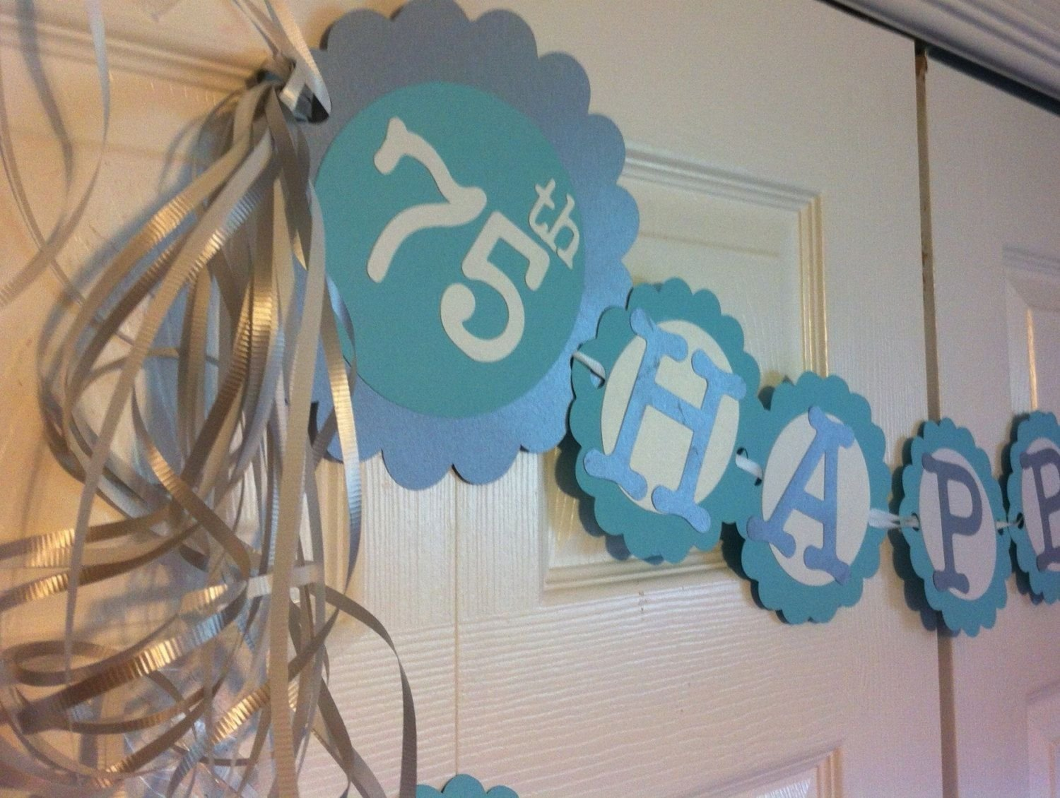 10 Beautiful Ideas For 75Th Birthday Party Dad 75th Celebrations 2015