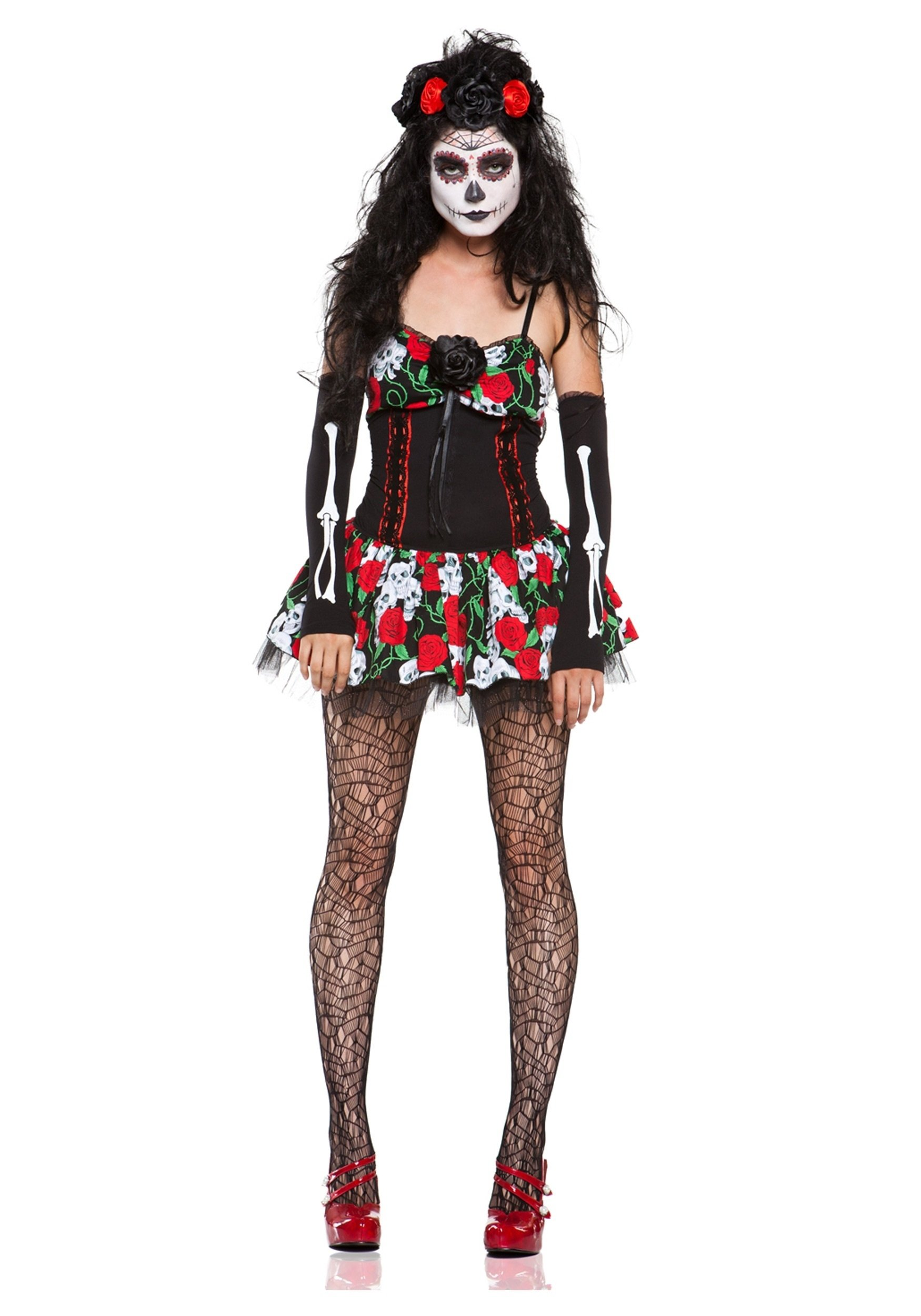 10 Great Day Of The Dead Halloween Costume Ideas dahlia of the dead costume halloween costume ideas 2016 2020