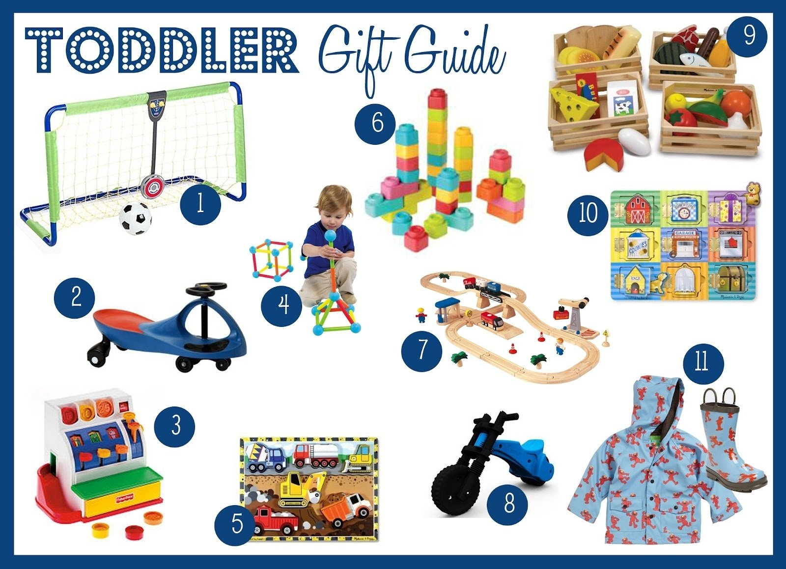 10 Great Gift Ideas For A Two Year Old Boy daily dimples toddler gift guide 1 2020