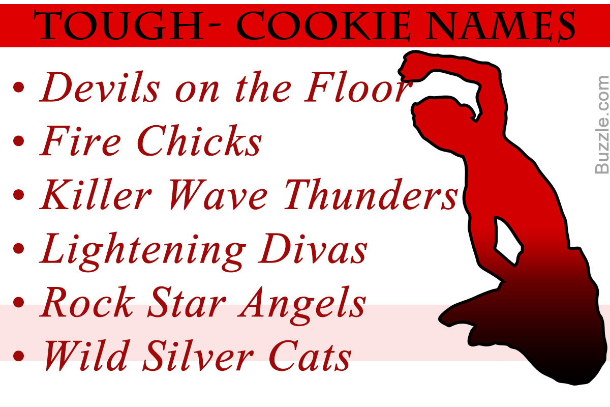 10 Best Band Name Ideas For Rock dance group names for girls that are all shades of awesome