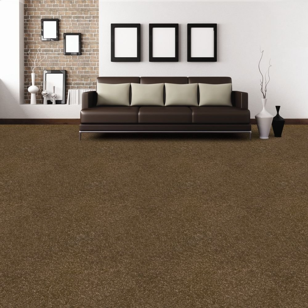 10 Fashionable Wall To Wall Carpet Ideas dark brown carpet neutrals rooms we wish we had pinterest 2020