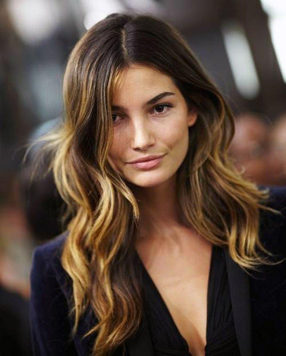 10 Famous Hair Dye Ideas For Dark Hair dark brown hair color ideas inofashionstyle 2021