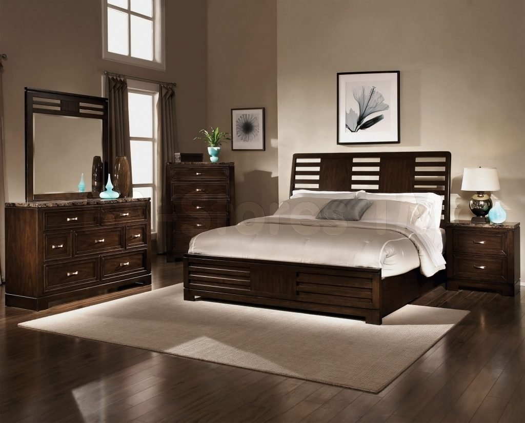10 Attractive Bedroom Ideas With Black Furniture dark furniture bedroom ideas home design ideas 1 2021