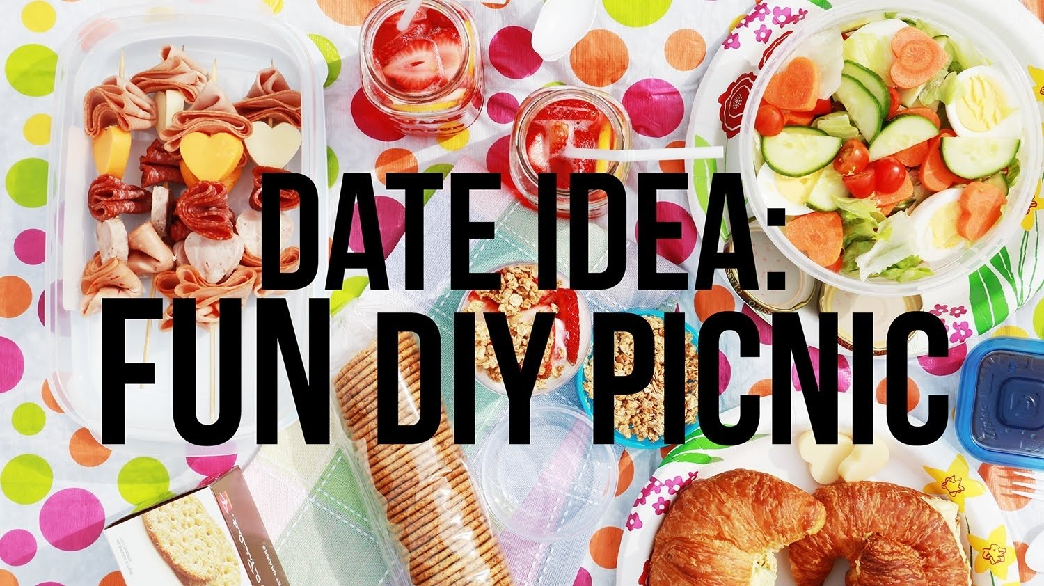 10 Unique Picnic Food Ideas For A Date date idea diy healthy picnic ideas youtube