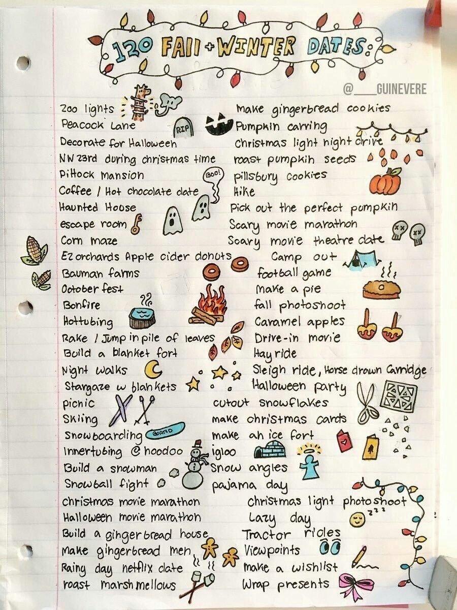 10 Famous Cheap Date Ideas For Winter date ideas for fall relationships e29da4 pinterest 2