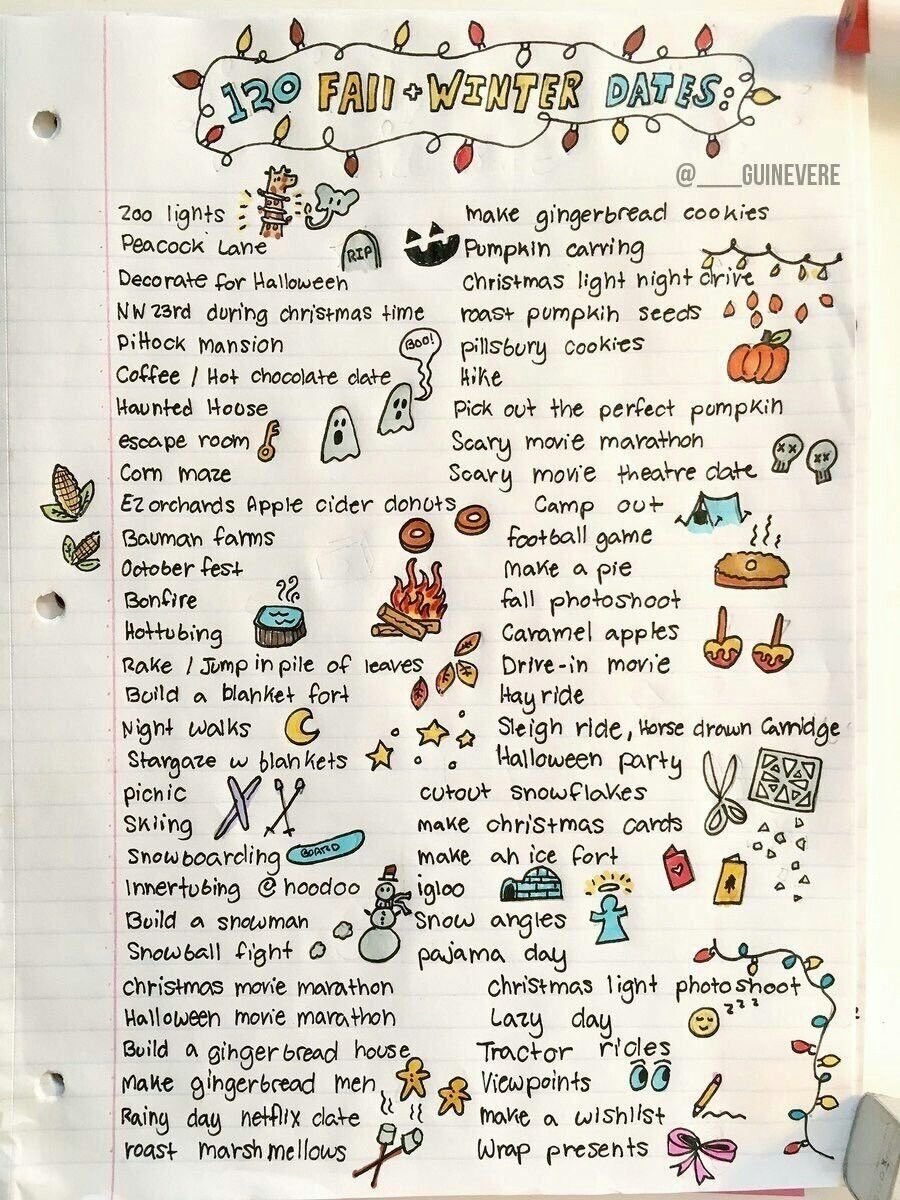 date ideas for fall   relationships ❤   pinterest