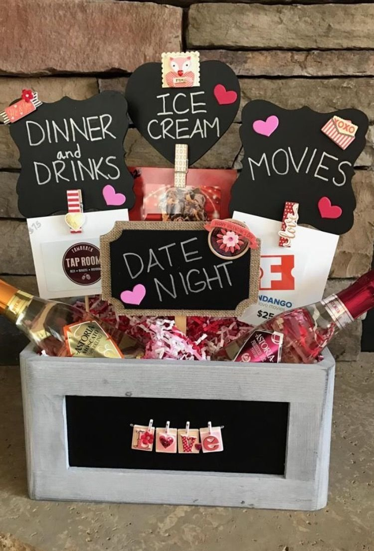 10 Best Date Night Gift Basket Ideas 2019