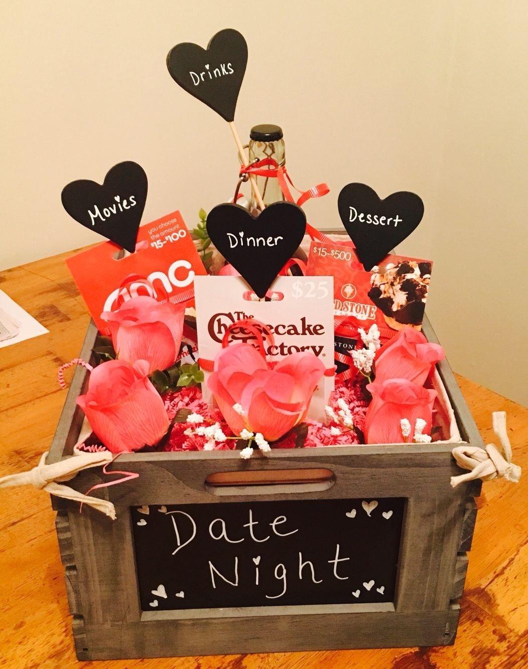 10 Best Date Night Gift Basket Ideas date night gift auction basket gift ideas pinterest auction 2021