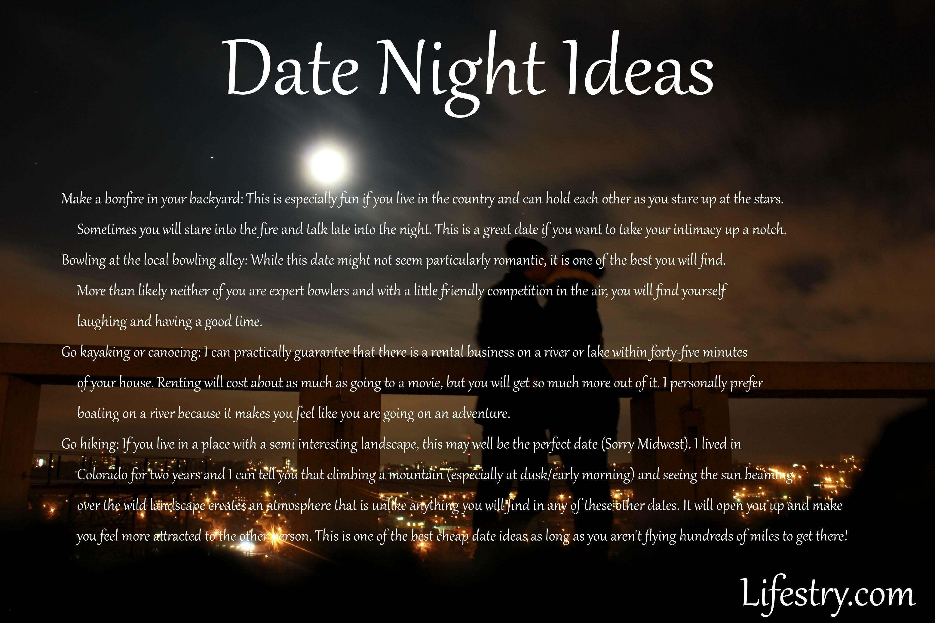 10 Beautiful Fun Late Night Date Ideas date night ideas imgur 2020