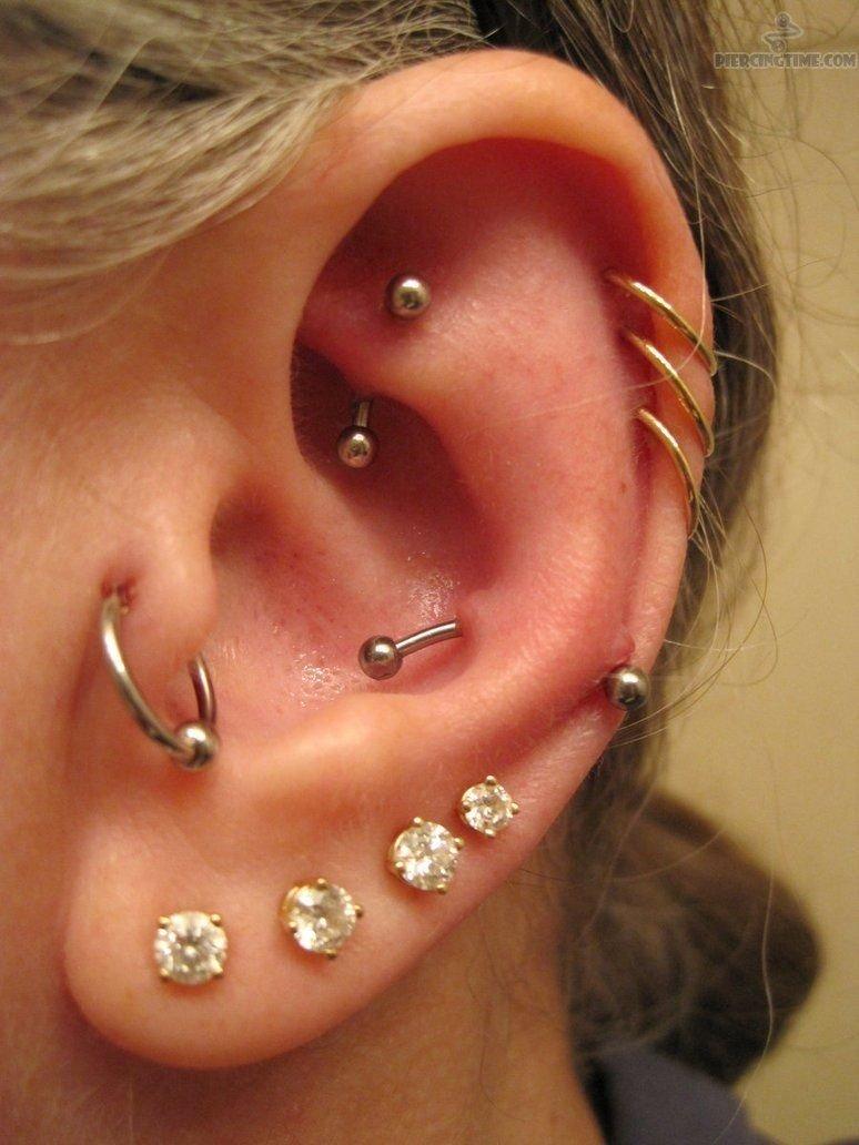 10 Fashionable Cute Piercing Ideas For Girls dauntless piercings for girls dauntless pinterest piercings 2021