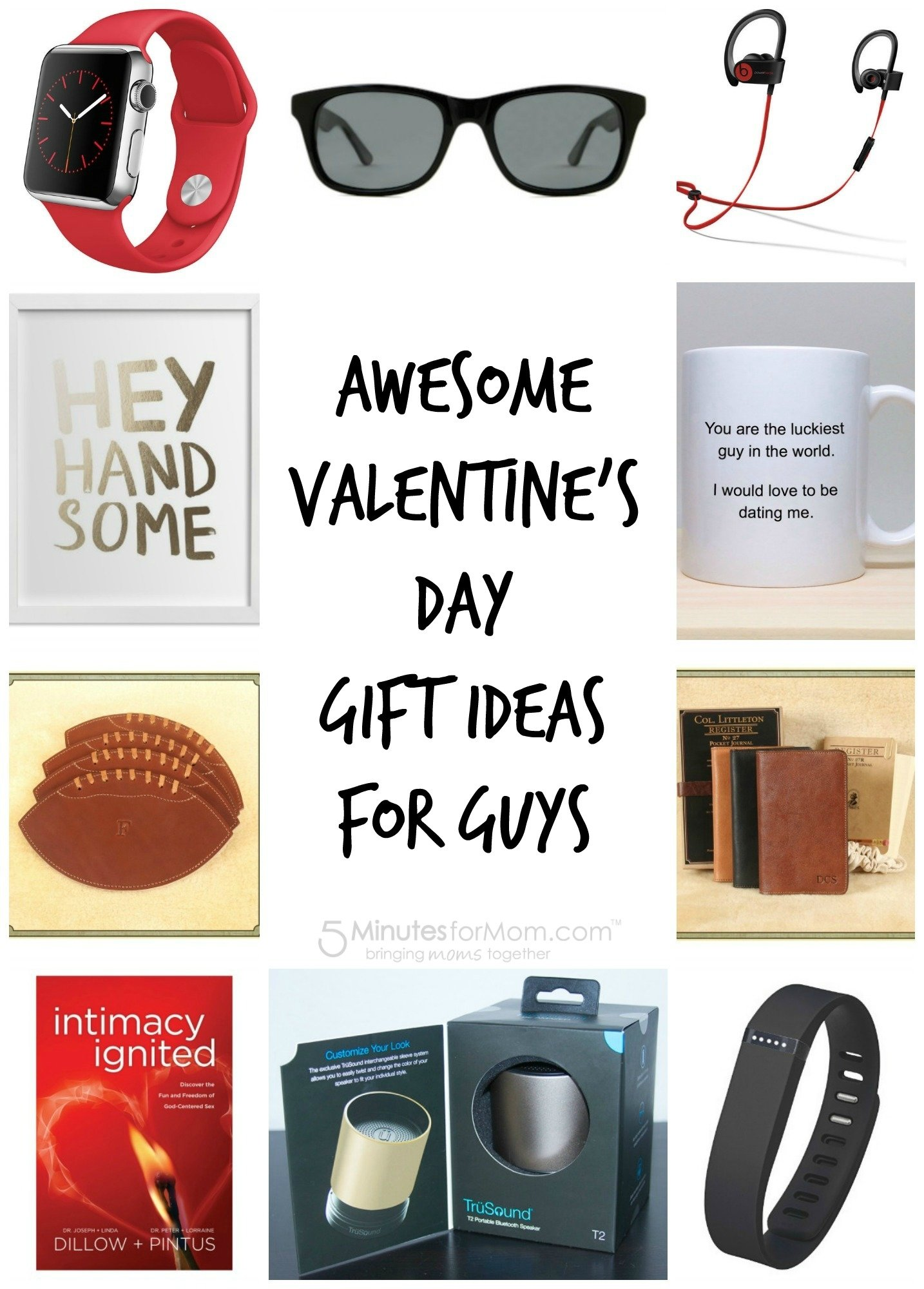 10 Gorgeous Valentines Day Gift Ideas For Men day gift guide for men 4