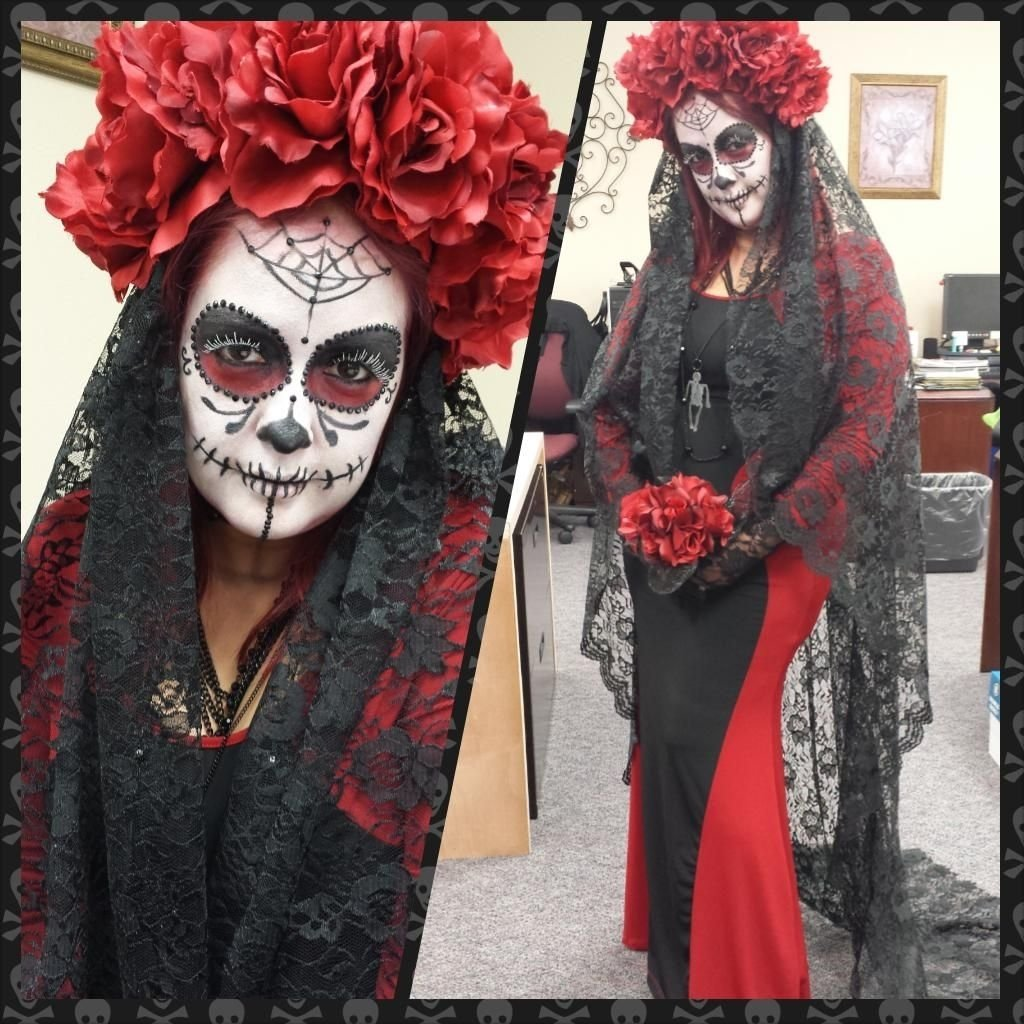 10 Nice Day Of The Dead Costumes Ideas day of the dead costume halloween pinterest costumes 2020