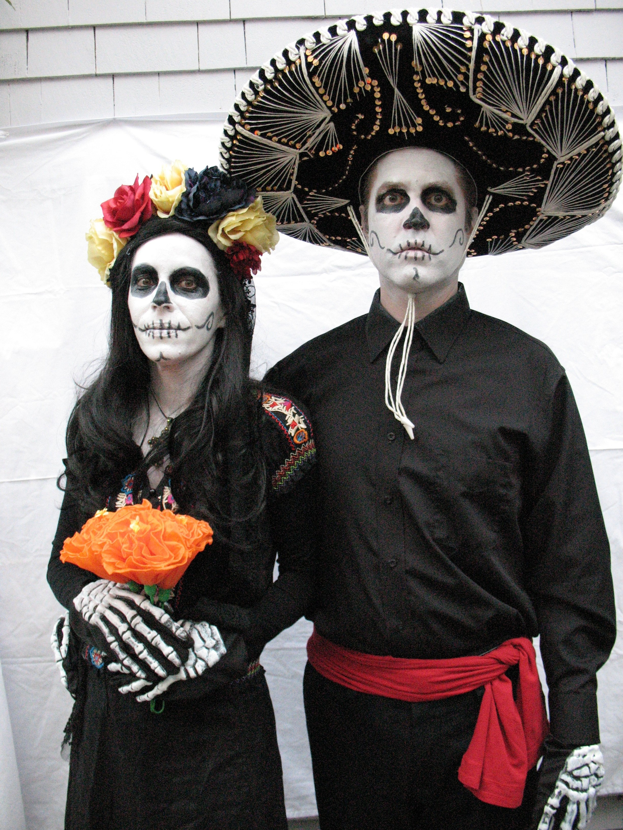 10 Wonderful Dia De Los Muertos Costumes Ideas day of the dead costumes dia de los muertos all hallows eve 3