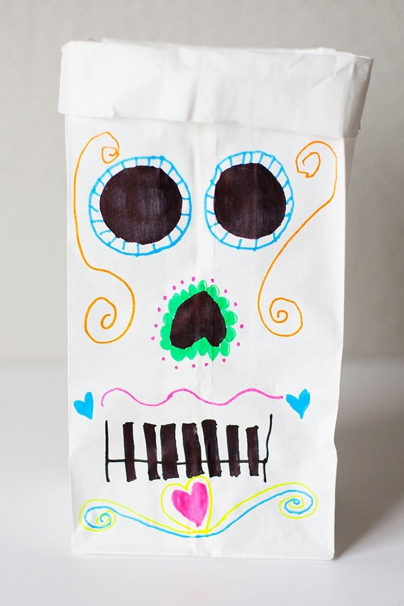 10 Famous Day Of The Dead Craft Ideas day of the dead crafts c2b7 kix cereal