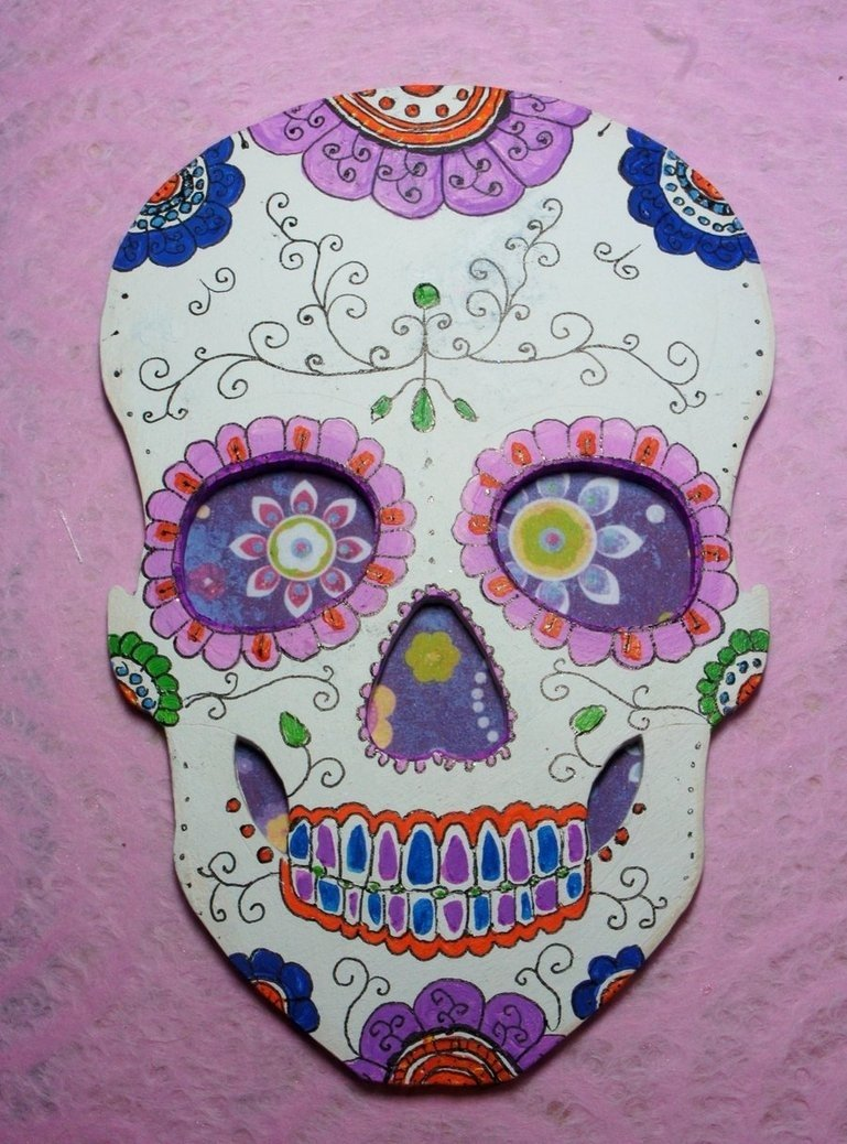 10 Gorgeous Day Of The Dead Ideas day of the dead skullideas in the sky on deviantart 2021