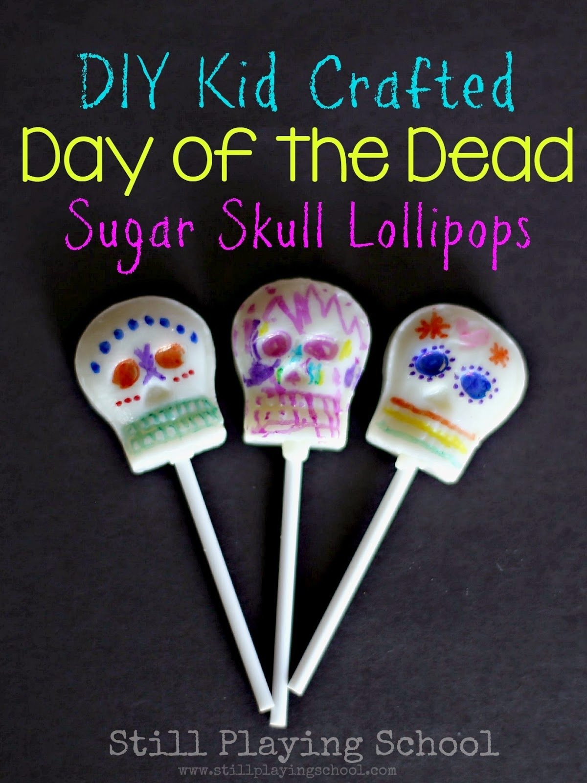 10 Famous Day Of The Dead Craft Ideas day of the dead sugar skull craft for kids still playing school