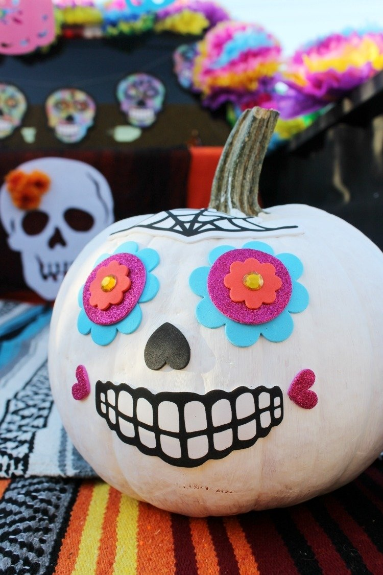 10 Famous Day Of The Dead Craft Ideas day of the dead trunk or treat ideas child at heart blog 1