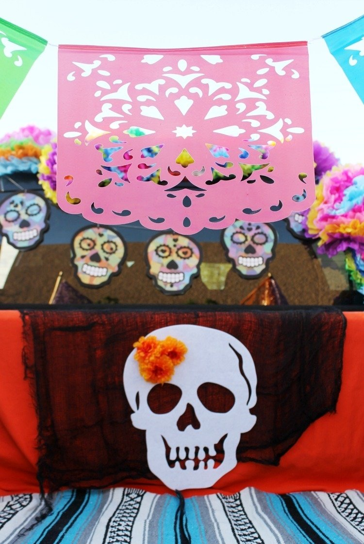10 Gorgeous Day Of The Dead Ideas day of the dead trunk or treat ideas child at heart blog 2021