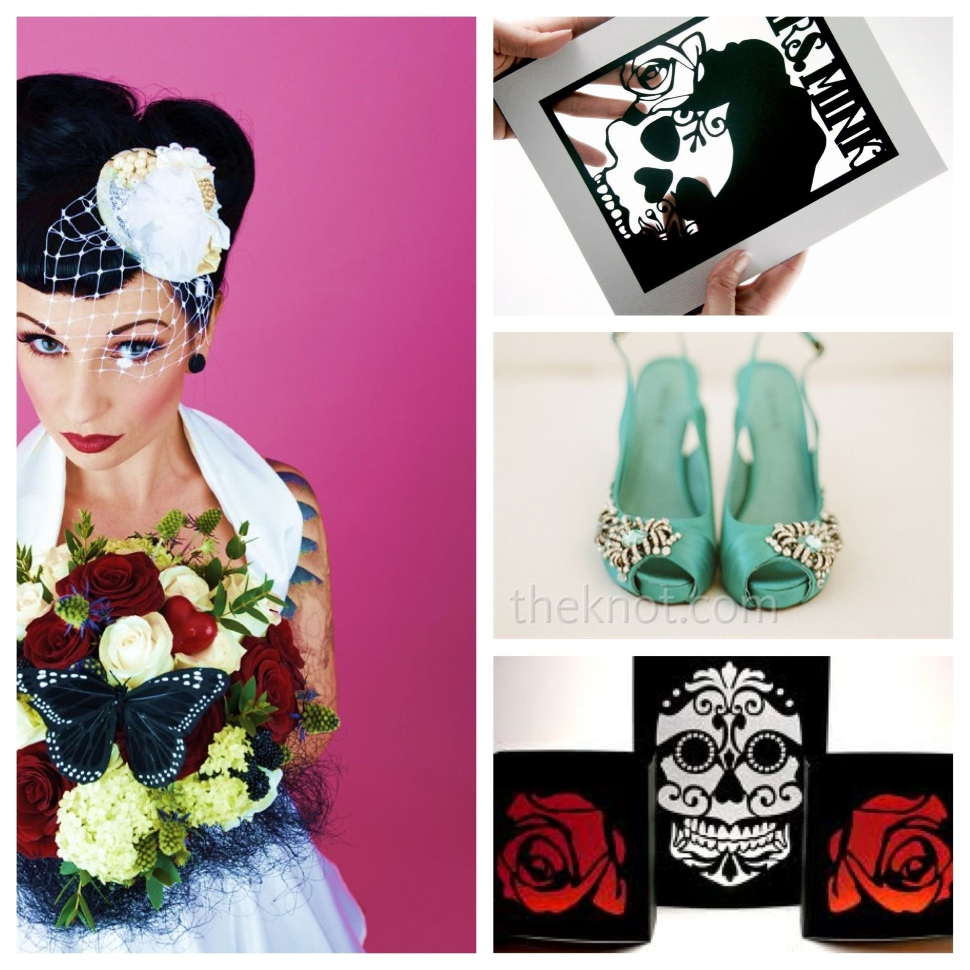 10 Ideal Day Of The Dead Wedding Ideas day of the dead wedding ideas sugar skull luminaries and chair