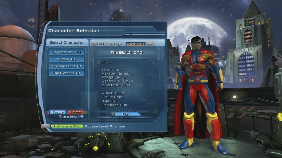 10 Fabulous Dc Universe Online Character Ideas dc universe online isnt like other ps4 launch titles 2021