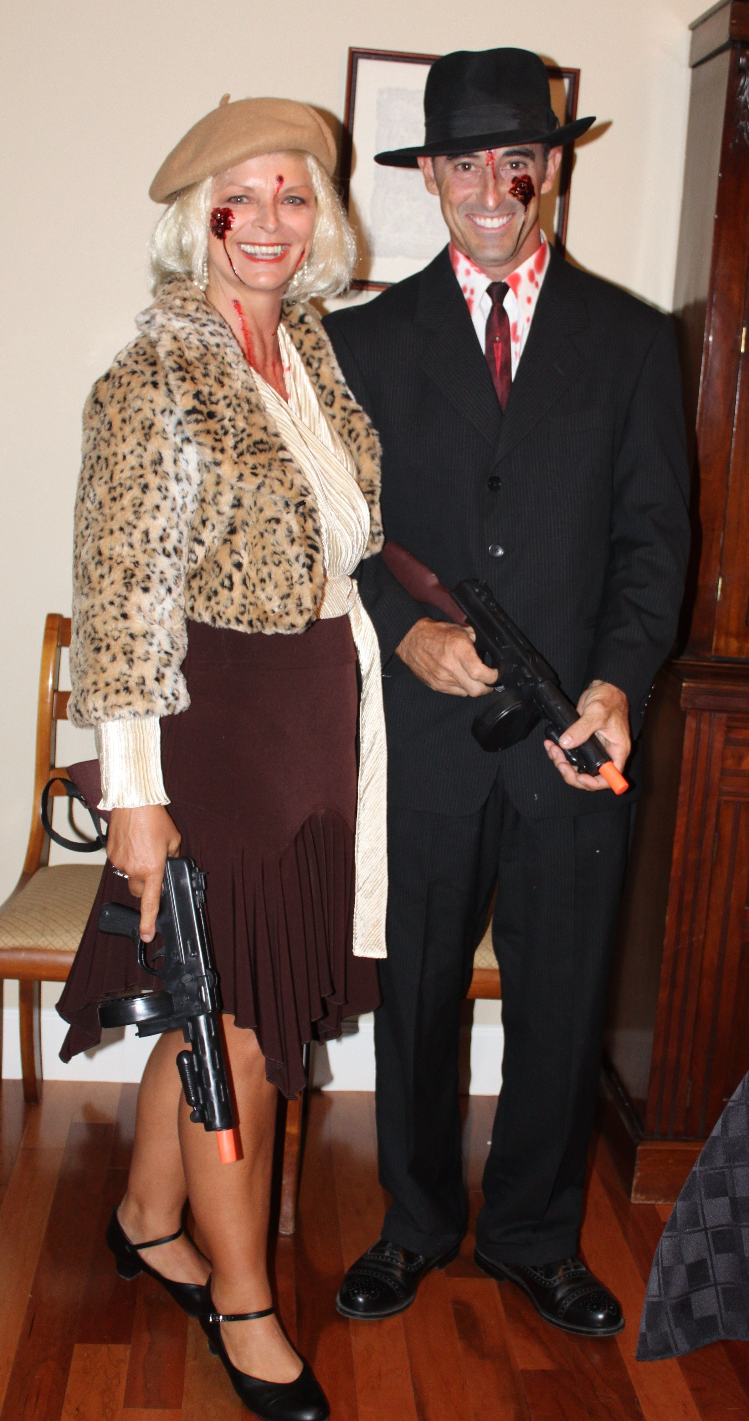 10 Trendy Bonnie And Clyde Costumes Ideas dead bonnie clyde unique costumes pinterest bonnie clyde