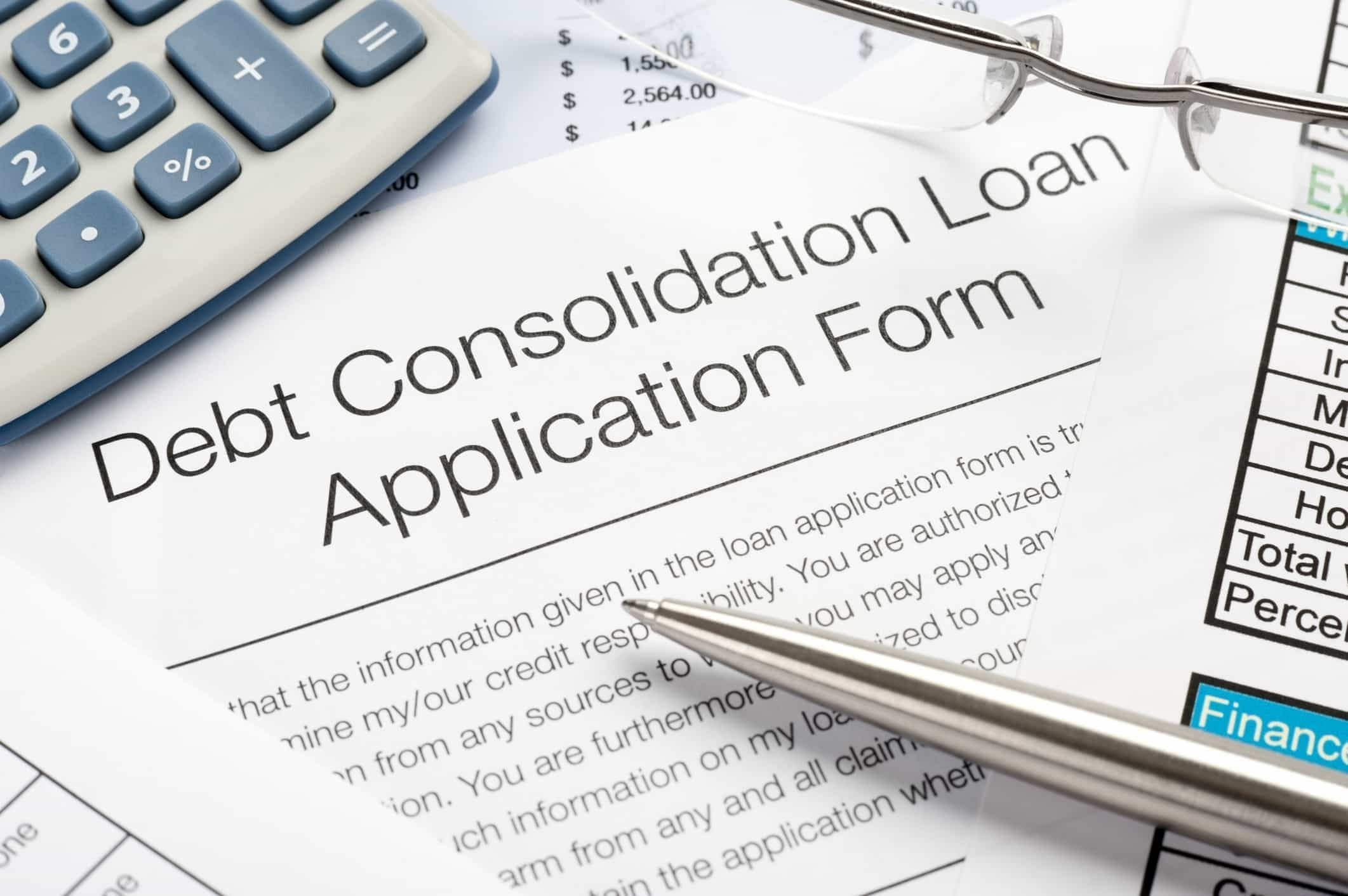 debt consolidation loans for student debt, credit cards - debt