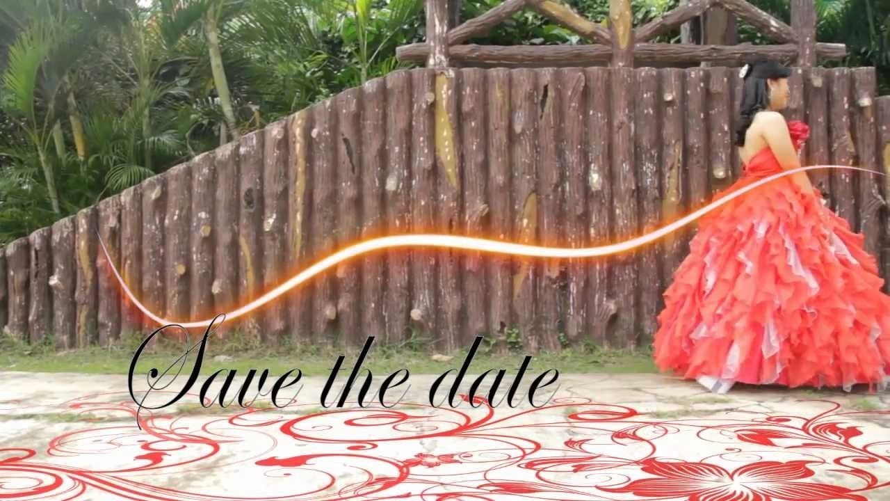 10 Unique Save The Date Video Ideas debut 18th birthday save the date video youtube 2021