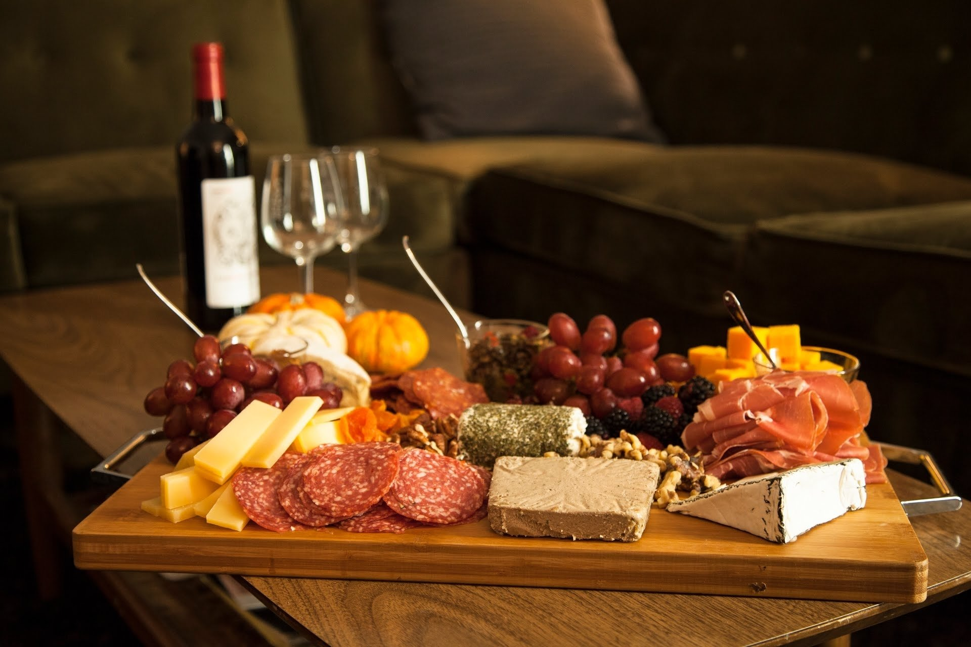 10 Gorgeous Cheese And Meat Platter Ideas decadent meat cheese platter youtube 2 2020