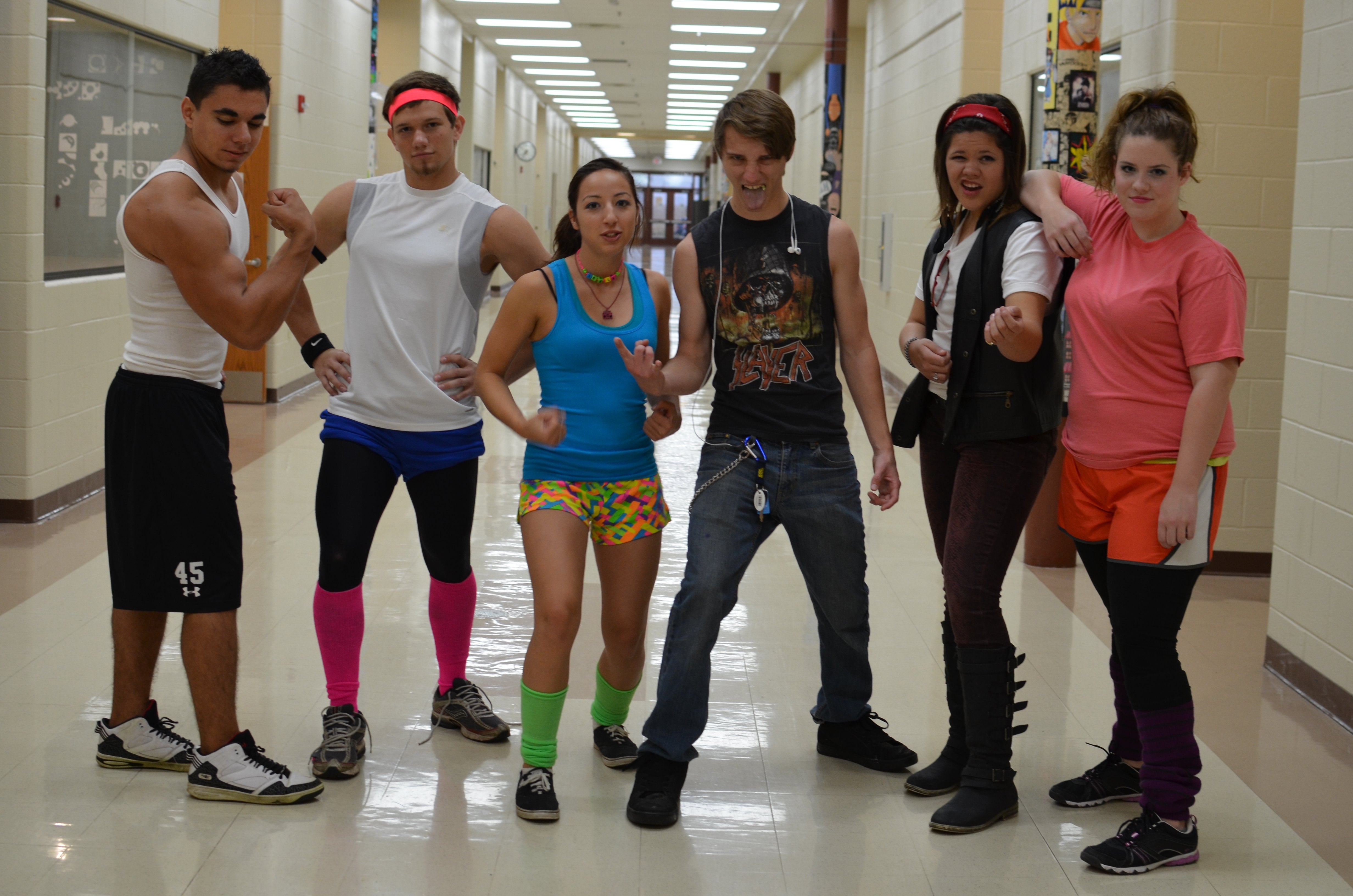 10 Perfect Character Day Ideas For Spirit Week decades day spirit week the huntley voice online 3 2020