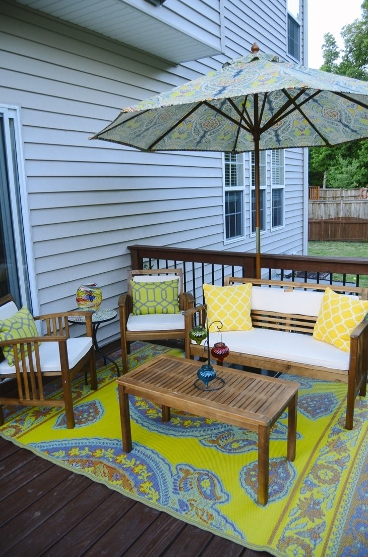 deck decorating ideas on a budget - home decor idea - weeklywarning