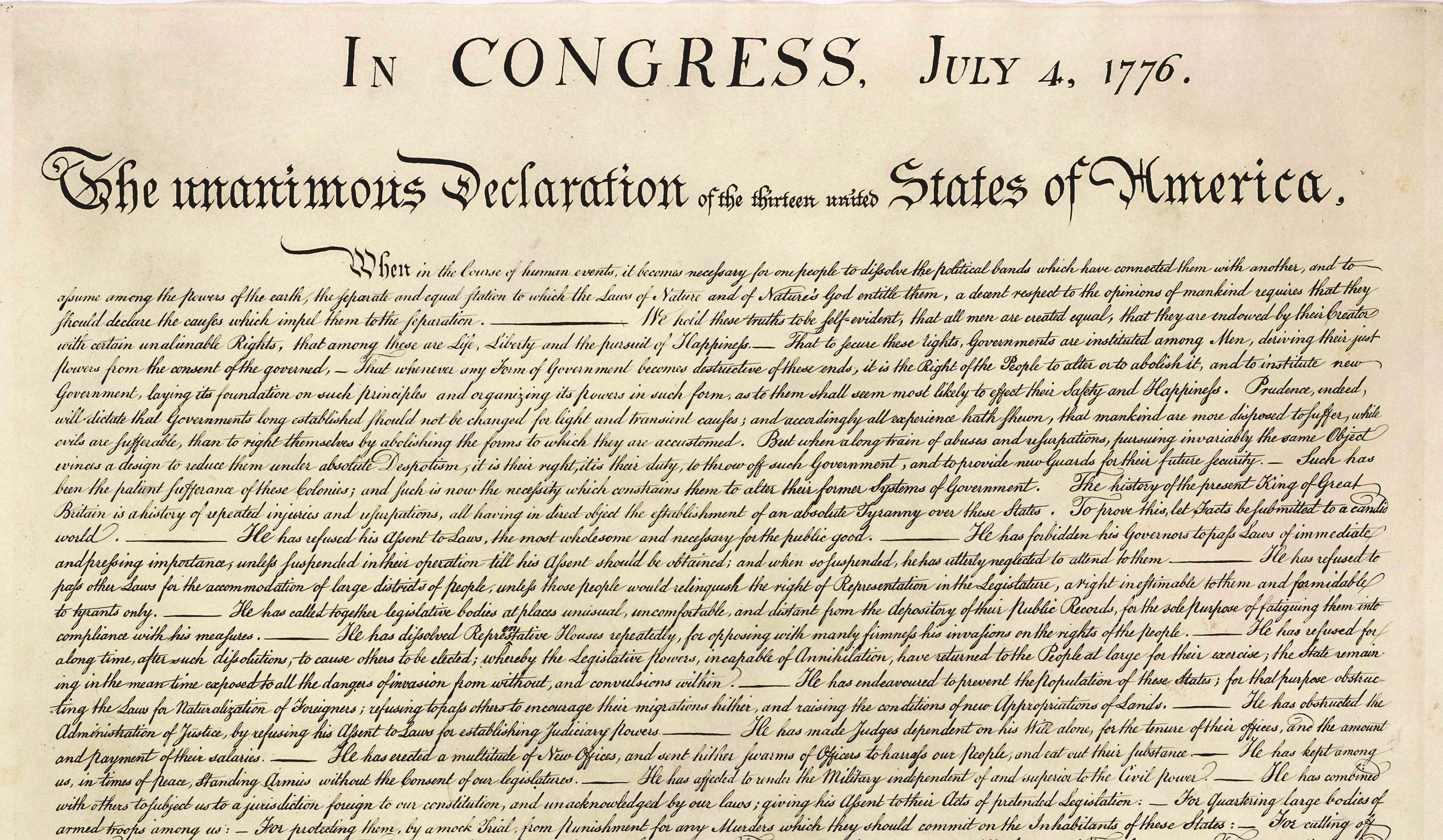 10 Lovable Main Idea Of Declaration Of Independence declaration of independence c3 teachers 2 2020