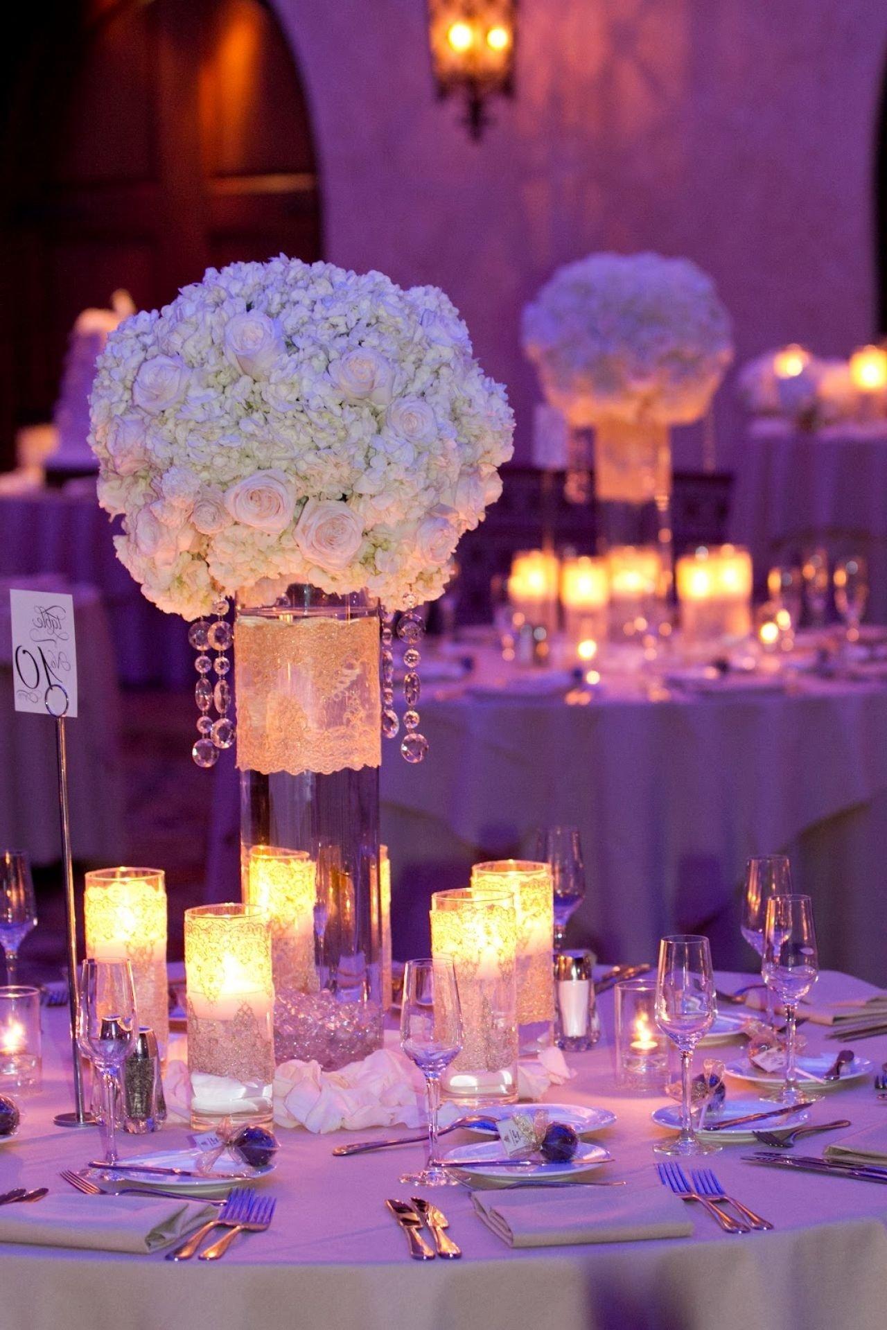 10 Trendy Purple And White Wedding Ideas