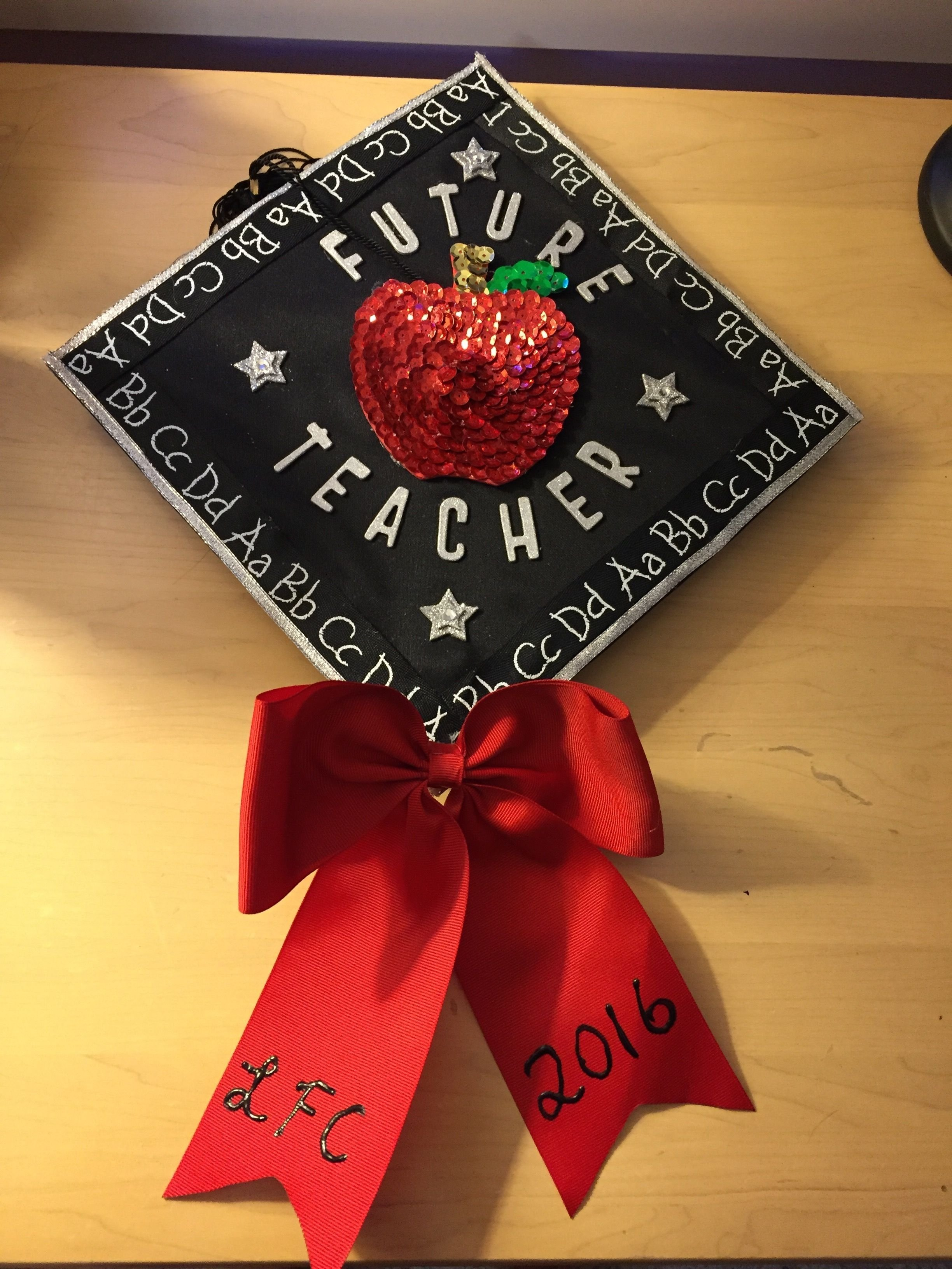 10 Awesome Ideas For Decorating Graduation Caps decorated my cap for graduation so excited to enter the real world 1 2021