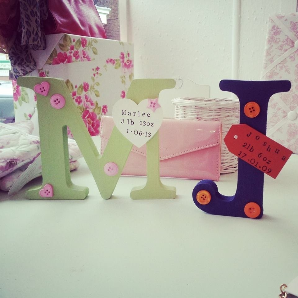 10 Fashionable Ideas For Decorating Wooden Letters decorated wooden letters wooden letter ideas pinterest sustainable 2020