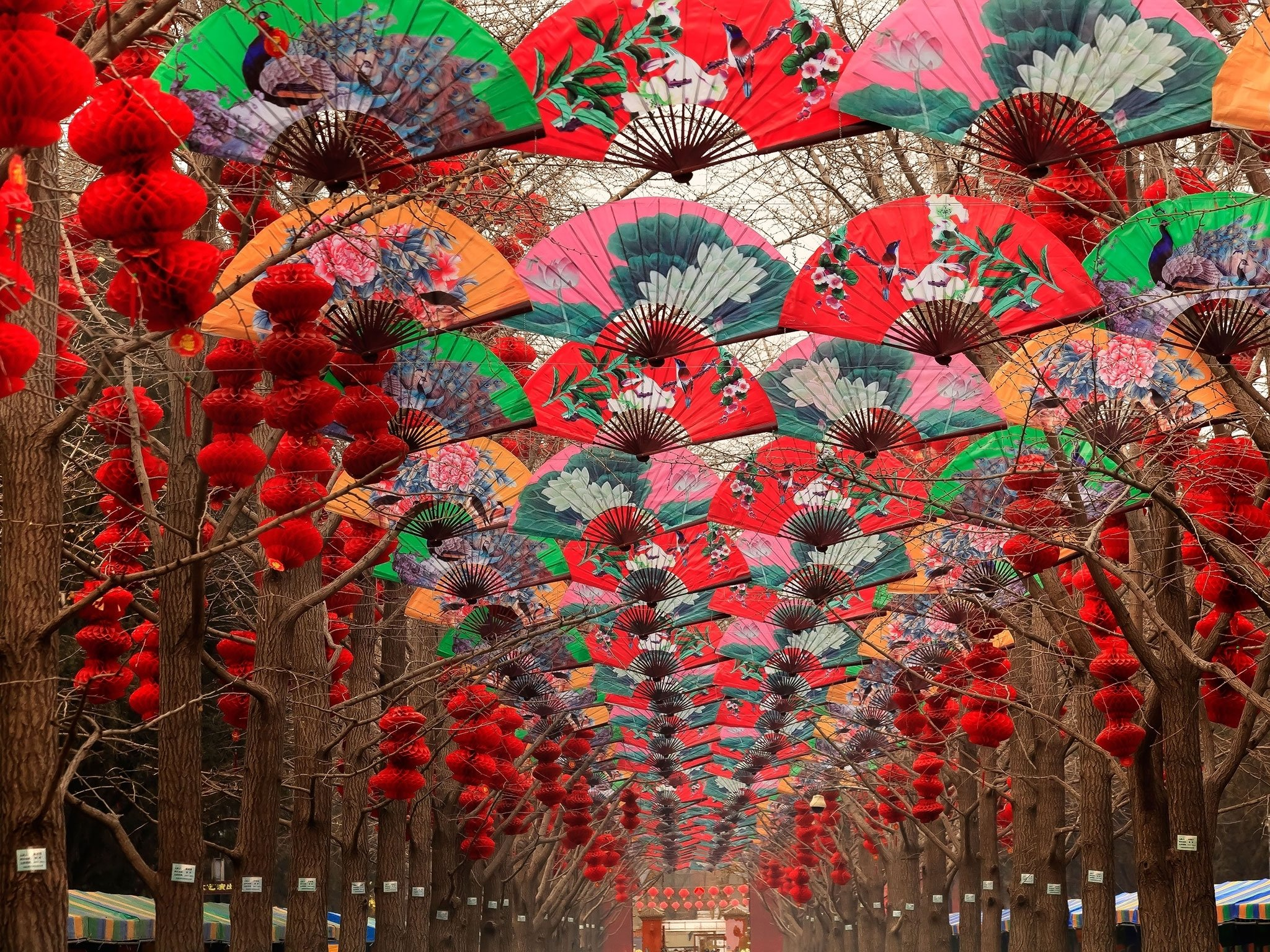 10 Fantastic Chinese New Year Decoration Ideas decorating amazing chinese new year decoration at beijing china 2020