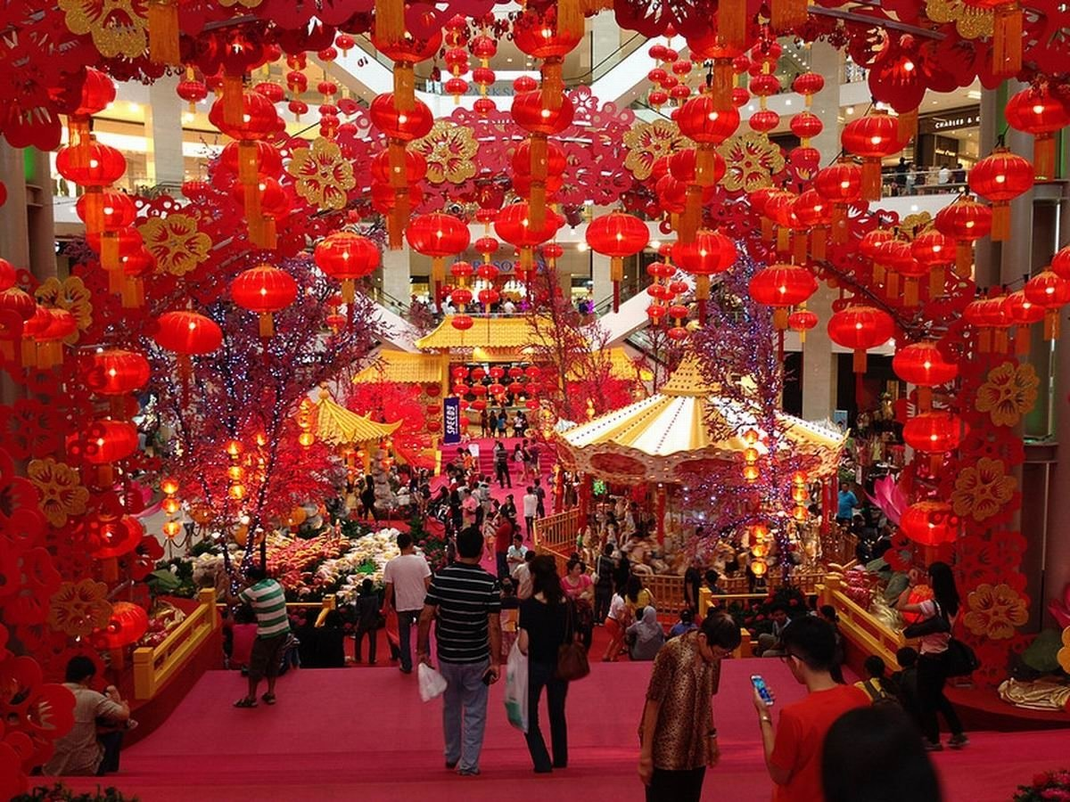 decorating amazing chinese new year decoration inspiration ideas for