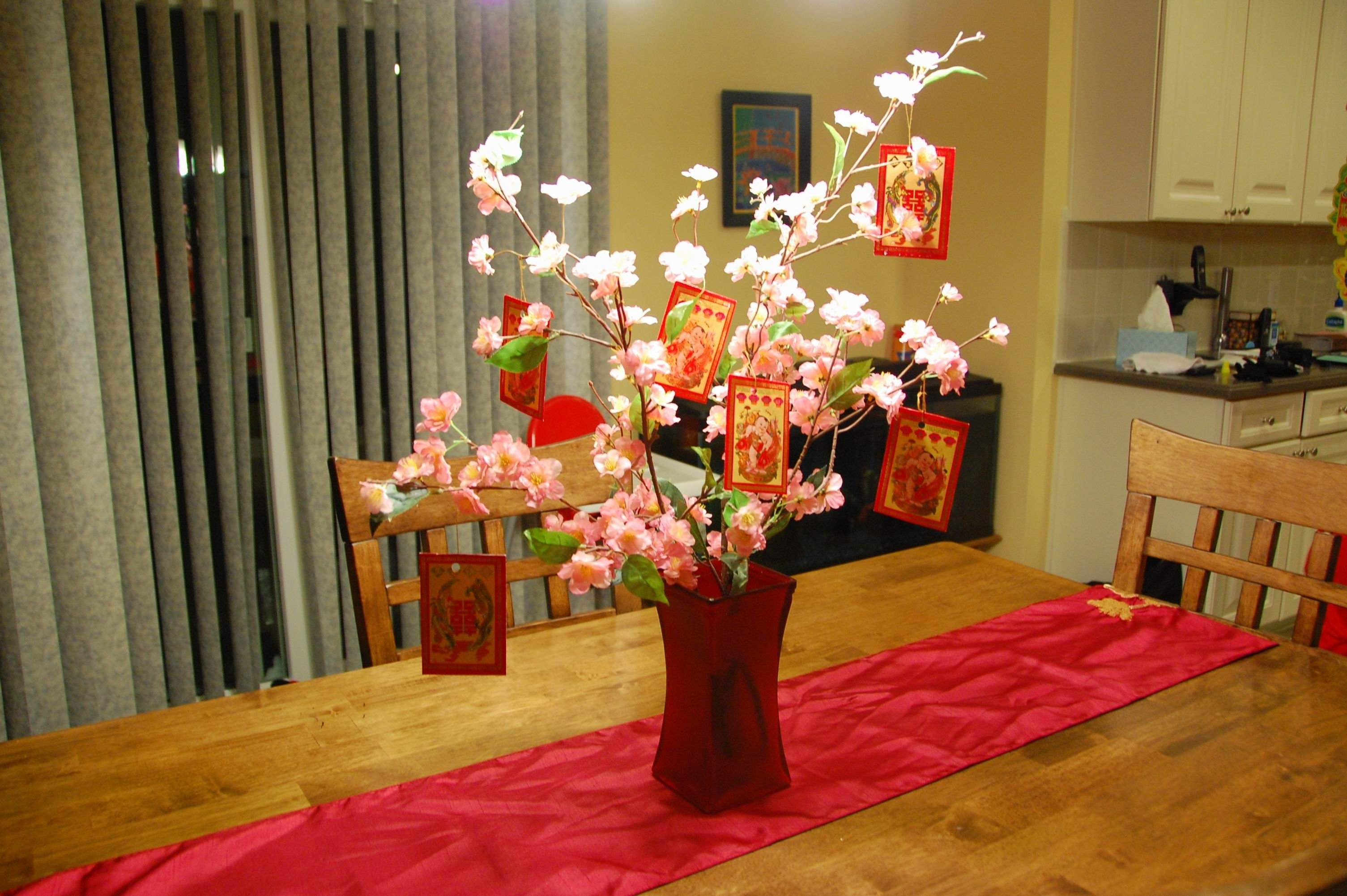 10 Fashionable Chinese New Year Celebration Ideas decorating beautiful fresh chinese new year decoration for dining 2020