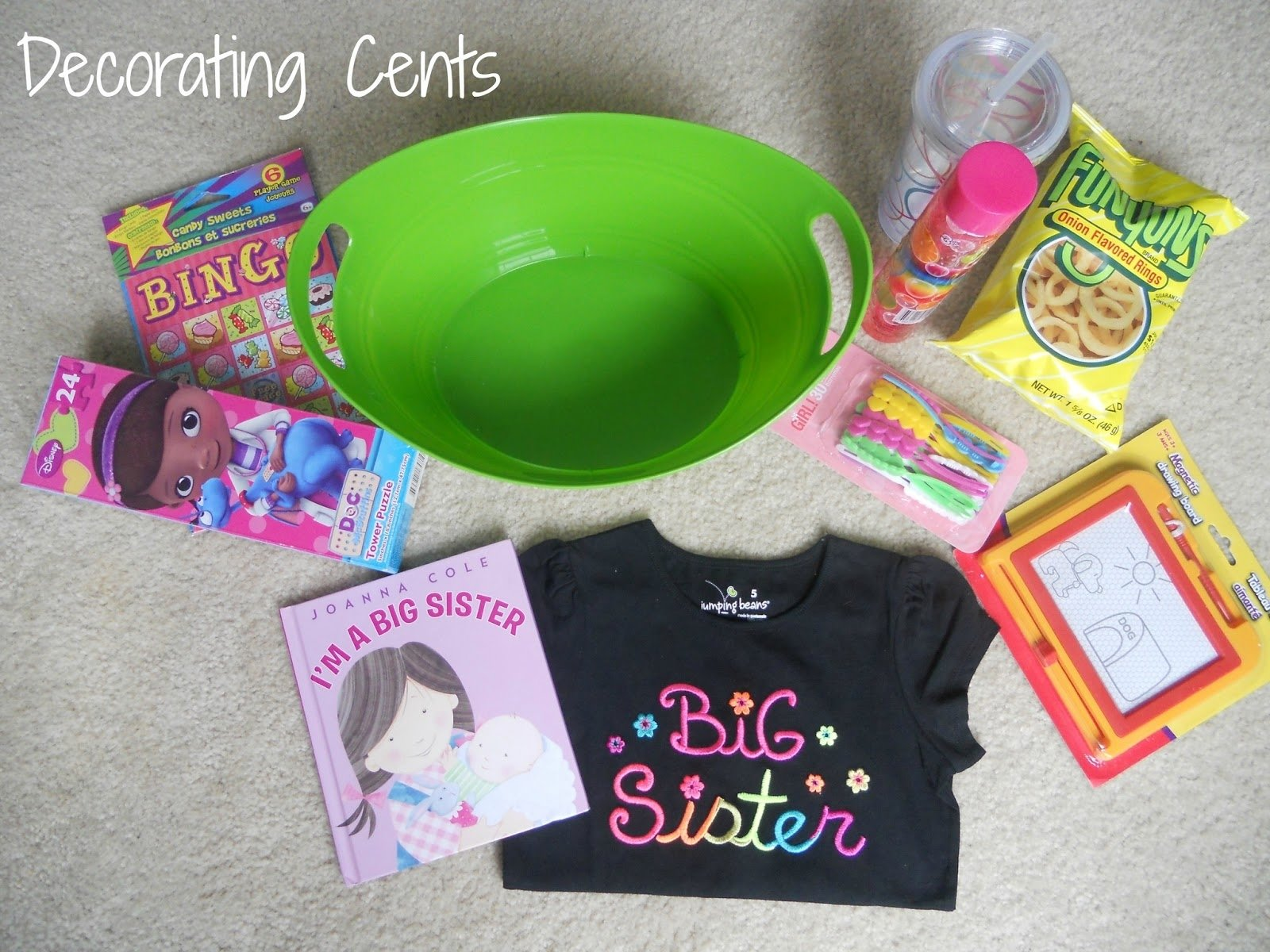 10 Unique Gift Ideas For Big Sister decorating cents big sister kit 2020