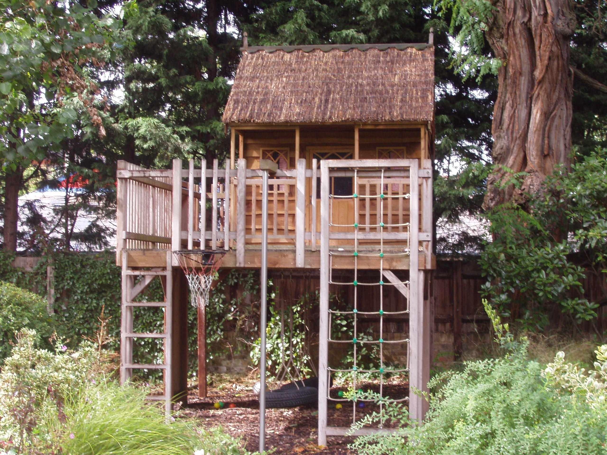 10 Wonderful Tree House Ideas For Kids decorating house tree designs and plans for kids decorating 2020