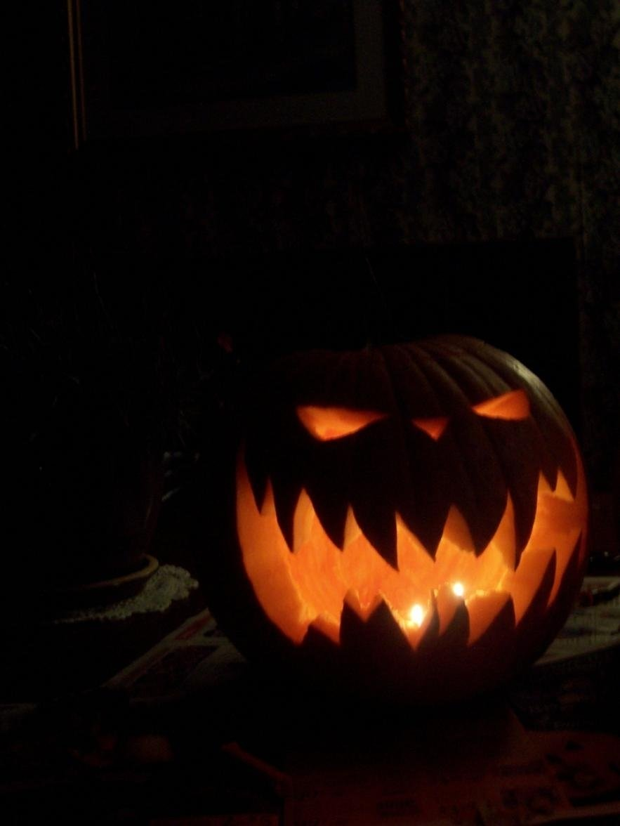 10 Cute Cool Jack O Lantern Ideas decorating ideas cool picture of kid scary frankenstein jack o